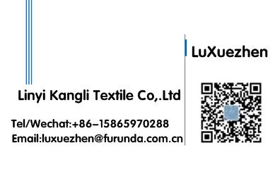 Cotone lavorato a maglia guanto di lavoro