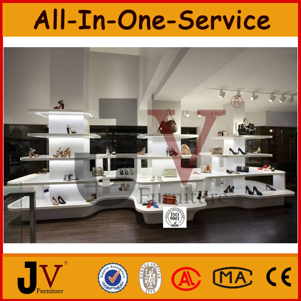 Exhibition Stand Shoes : High quality shoes exhibition stand for shoe store design buy
