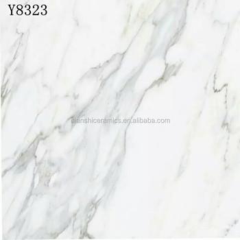 New Model Flooring Tiles Carrara White Floor Tile High Gloss View