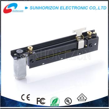 60mm Travel 10k 50k 100k 500k Linear Slide Potentiometer