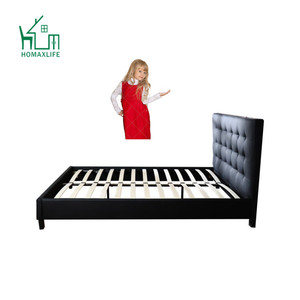 Free Sample Futuristic Sale Sex Luxury King Size Bed Frame