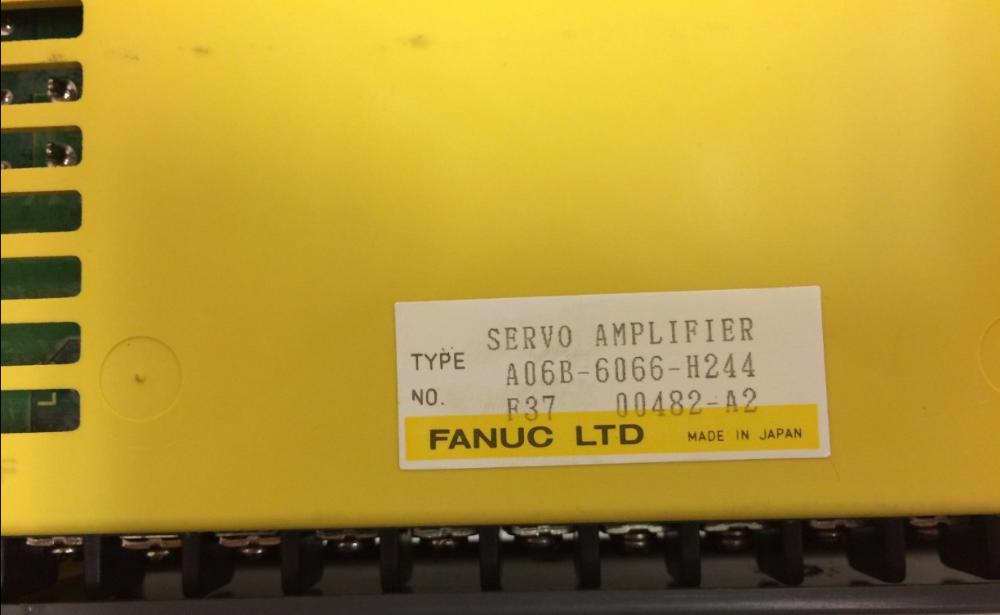 Original New Fanuc Digital Servo Amplifier A06b
