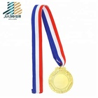 2019 New product custom blank gold medallions blank coin medal