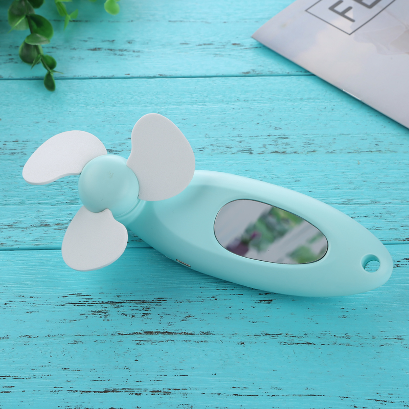 2018 amazon hot sellings handheld fan mini led electric hand fan
