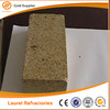 low creep special shaped refractory brick for glass furnace doghouse