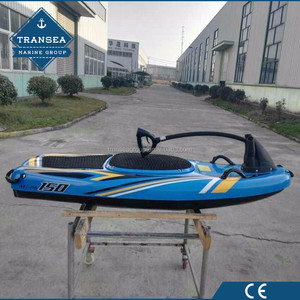 CE certificate high speed power jet surf board with electric engine for sale