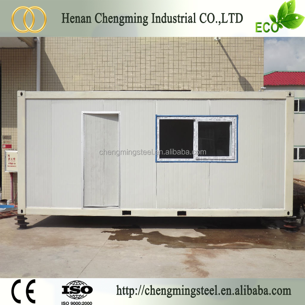 Fire Resistant Multipurpose Economical Steel Frame Prefabricated Easily Mounted Light Steel Economical Prefab Camp House