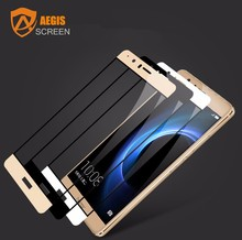 0.33mm 2.5D 9H 5.5 inch tempered glass screen protector for iBall Cobalt 5.5F Youva