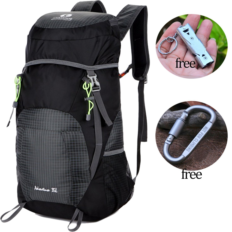 089b486668 Get Quotations · YAVOUN Lightweight Hiking Backpack