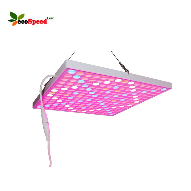 Upgraded Blue Red White Color Ratio 45W LED Grow Light for Indoor Plant Grow