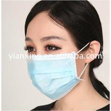 Best selling items non-woven natural fabric activated carbon face masks With Factory Wholesale Price