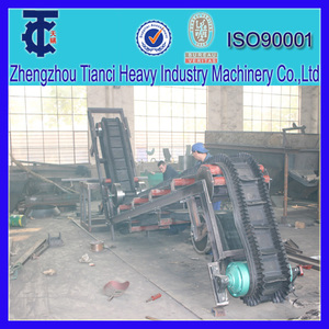 Belt Conveying Machinery/conveyer For Transporting Gravel