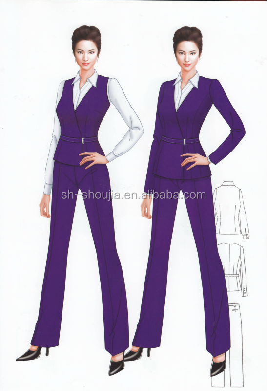 Office Ladies Suits For Women 2014,High Quality Lady Suit Blazers ...