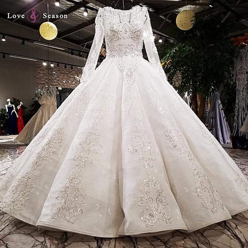 Finden Sie Hohe Qualität Muslimischen Hochzeitskleid Hersteller und ...