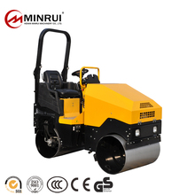 China Supplier 10Ton Pneumatic Tire Road Roller with low price
