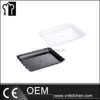 VNTP105 Plastic Material Food Display
