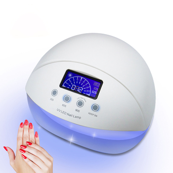 2018 Women 50W LED UV Nail Lamp Dryer With senor