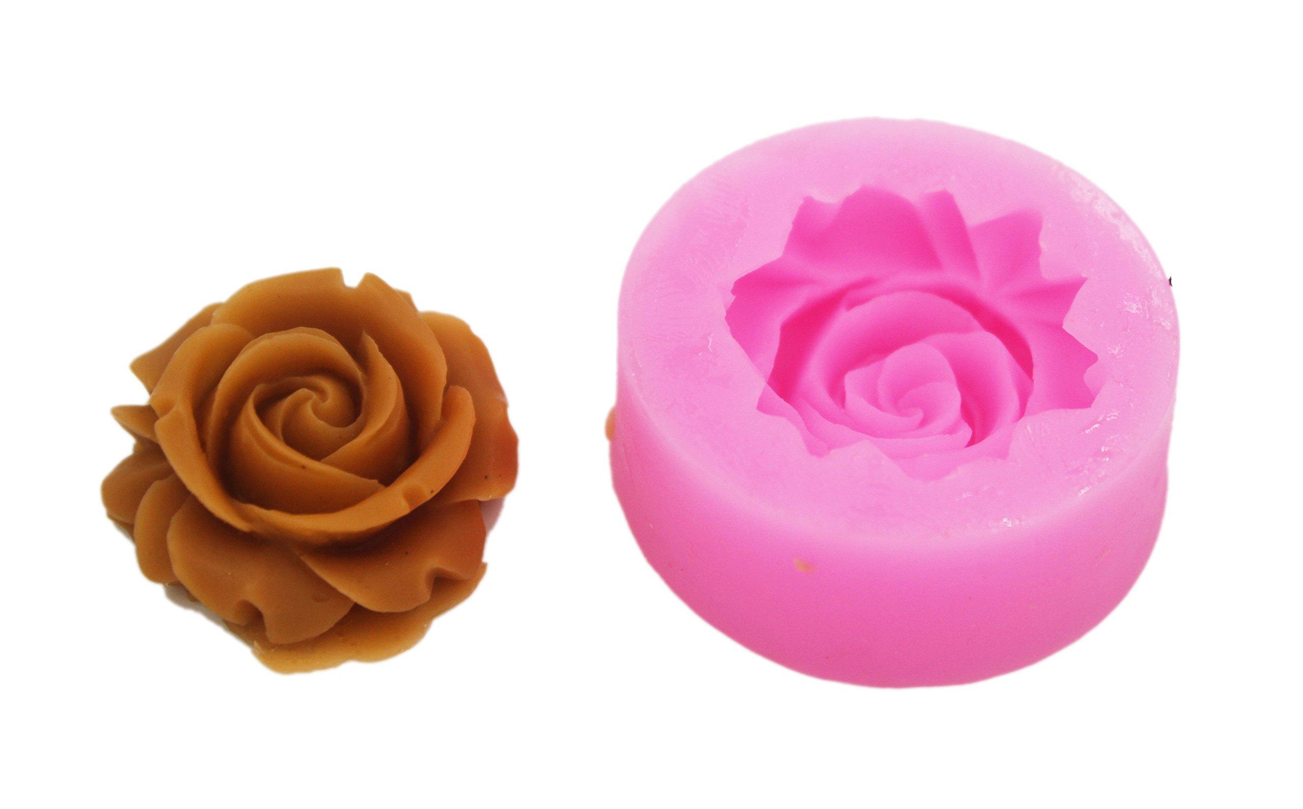 Buy longzang mini mirror frame f0174 fondant mold silicone sugar longzang f130s flower fondant silicone sugar craft mold mini pink izmirmasajfo