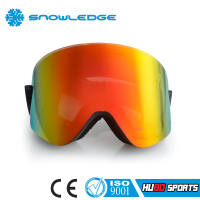 2016 new fashion custom design motor racing goggles motorcycle for riding