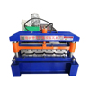 Hot Sale Trapezoid Roof Tile Making Machine Colored Steel Roll Forming Machine