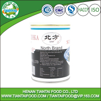 wholesale canned steamed prok, food list, health food