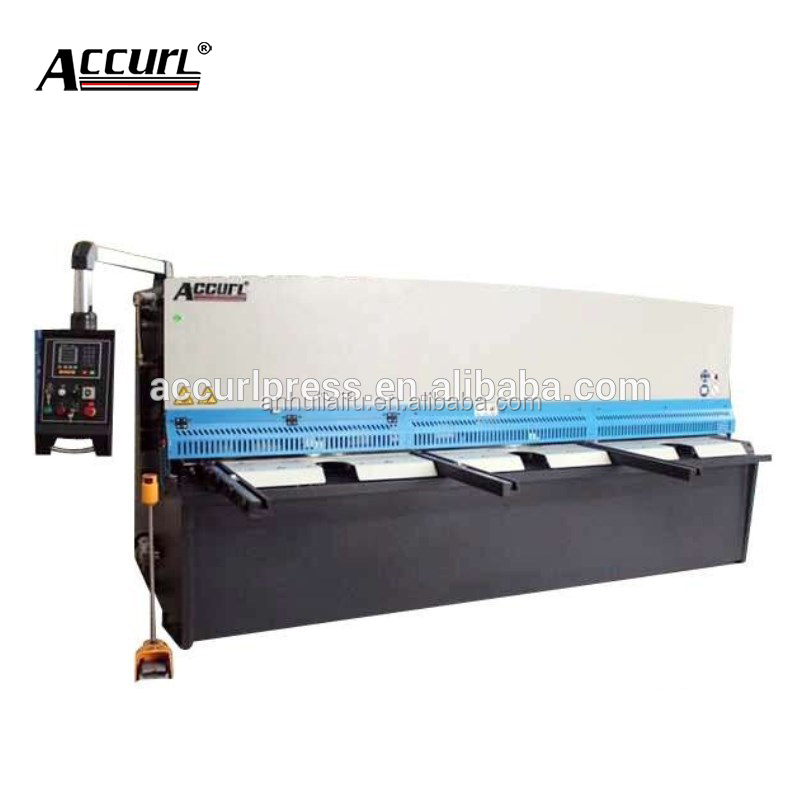 Hydraulic Shearing Brakes Hydraulic NumericQC12Y Series Hydraulic plate cutting machine, shears cutting machine