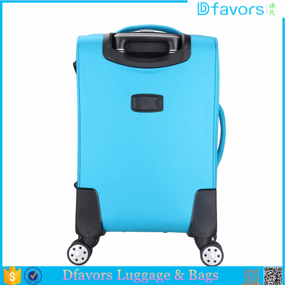 Hot selling abs pc film girls luggage pickleball bag carry-on travel trolley multiple colors