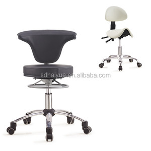 Mid back height adjustable swivel office chair black PU rolling chair New Arrival