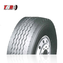 Nylon trailer tire for on road use