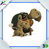 Custom dinosaur jigsaw puzzle manufacturer /moveable puzzle game