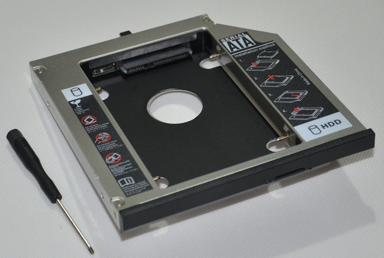 Cheap T420 Hdd Caddy Find Deals On Line At Alibabacom Get Quotations Dy Tech 2nd Ssd Hard Drive For Lenovo Thinkpad R400 T420i T430