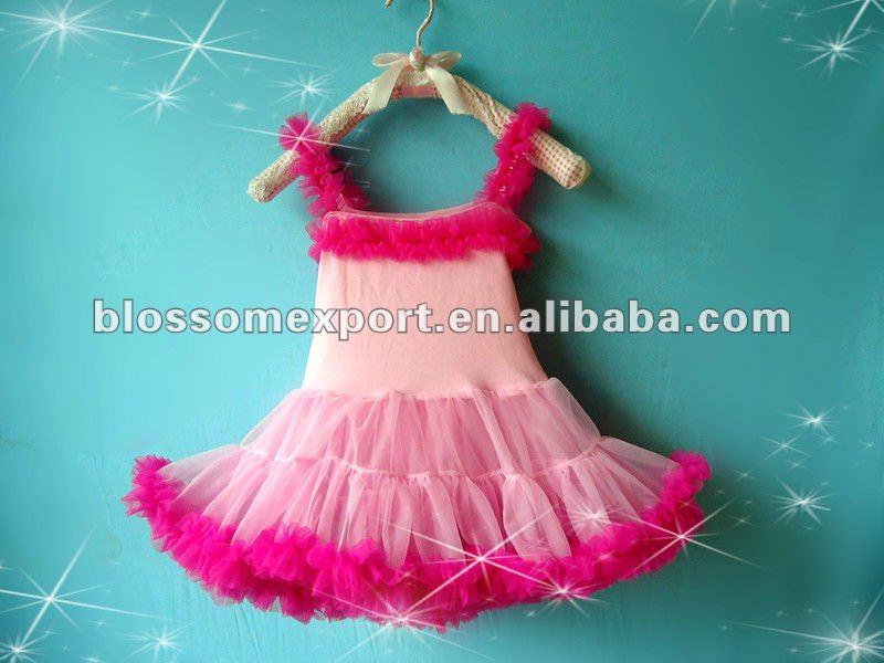 Wholesale Cute New Design Baby Dress