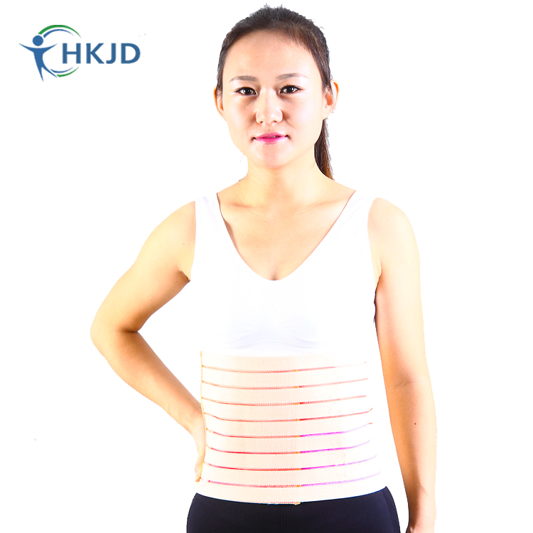 Breathable Postnatal Recovery Belly Band Binder