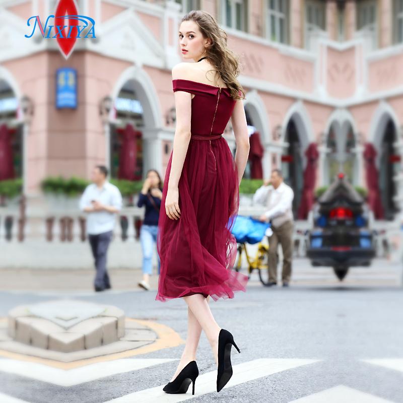 बंद कंधे महिलाओं के वस्त्र पोशाक गर्मी के कपड़े महिलाओं