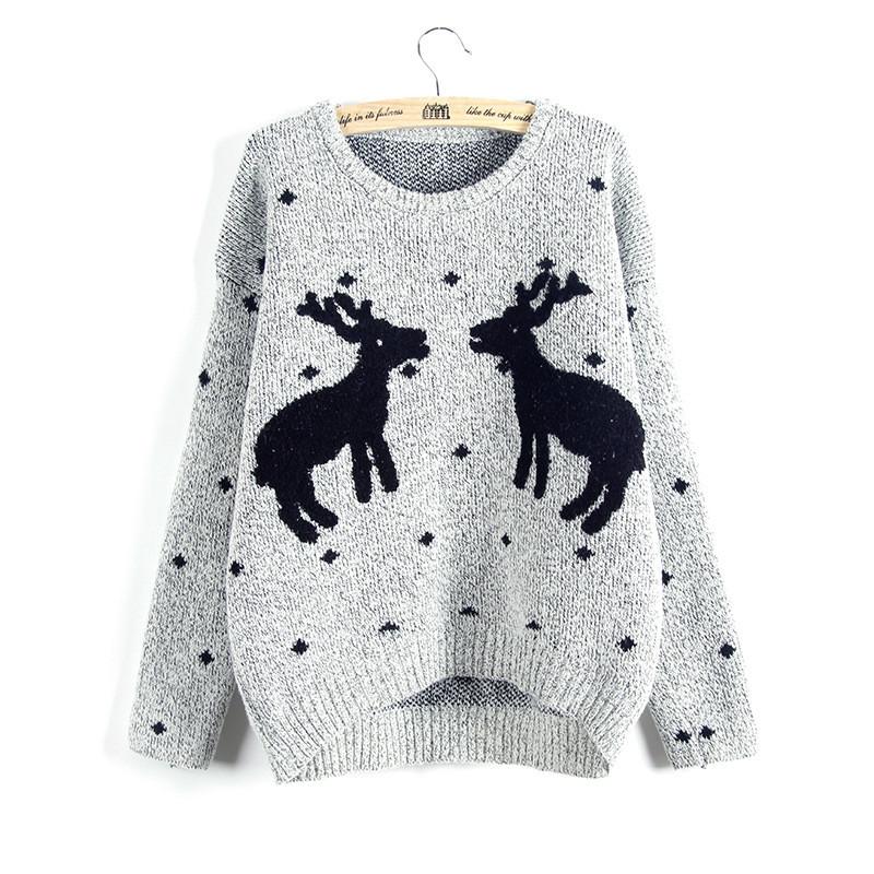 Compra suéter renos online al por mayor de China