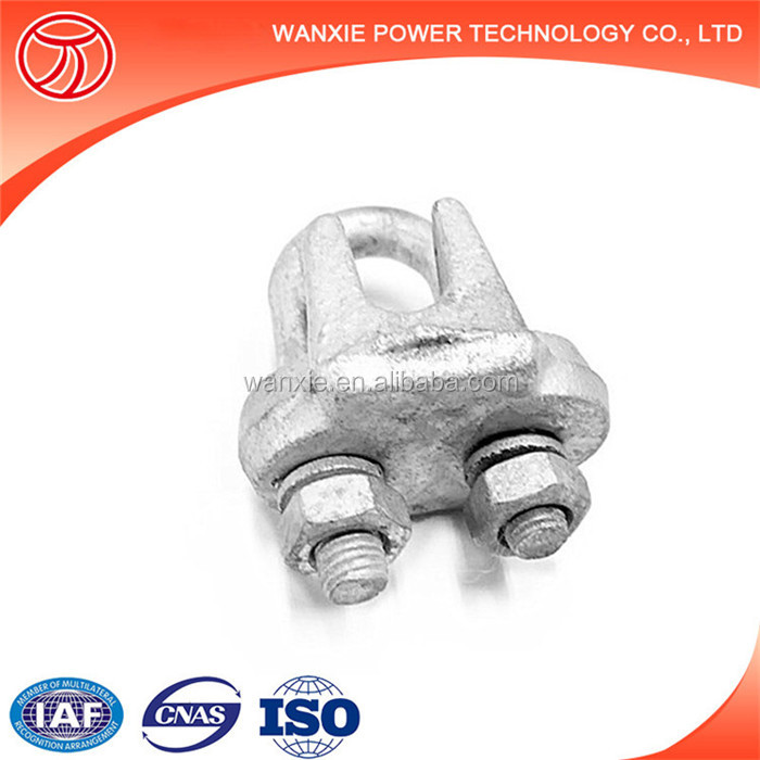 Stainless Steel Wire Rope C Clamp - Buy C Clamp,Wire Rope C Clamp ...