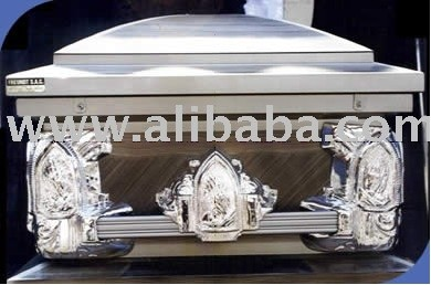 Wholesale Best Price Funeral Casket Corner Model 15# with plastic material