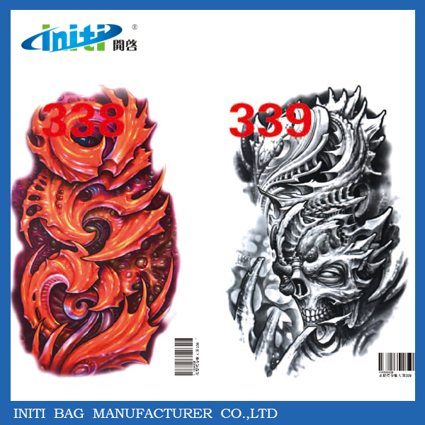 Initi Wholesale Tattoo Supplies Hot New Products Beautiful COOL Arm SLEEVE Tattoo