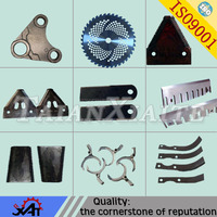customized agricultural tractor spare parts