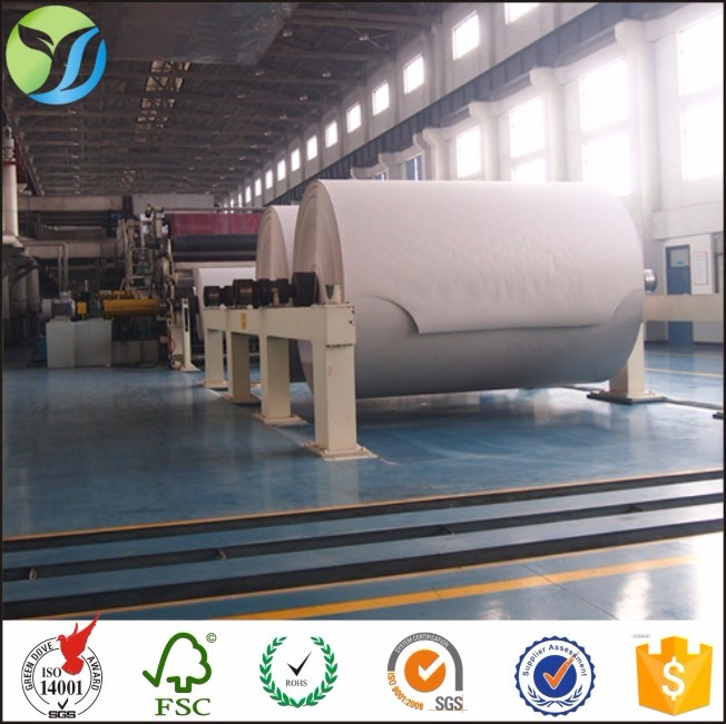 For Garments Mill Duplex Board Paper Format 200gsm to 450gsm