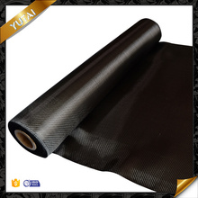 Carbon fiber cloth bi - directional twill weave for car decoration