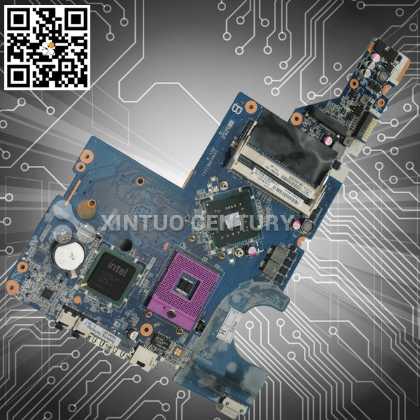 NEW factory original 595184-001 Laptop Motherboard For HP CQ42 CQ62 Intel i3 i5 HM55 Good working warranty 60 days