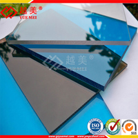 plastic polycarbonate solid bulletproof sheet PC solar sheet