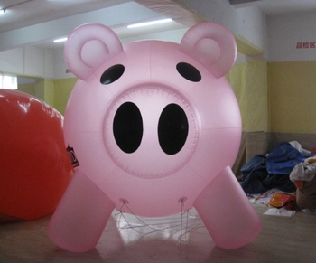 pink floyd flying pig balloons for advertising buy