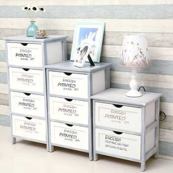 Quality Original Rural Receiving Cabinet Home Unfinished Furniture Corner  Cabinet Chest Of Drawers European Store Content