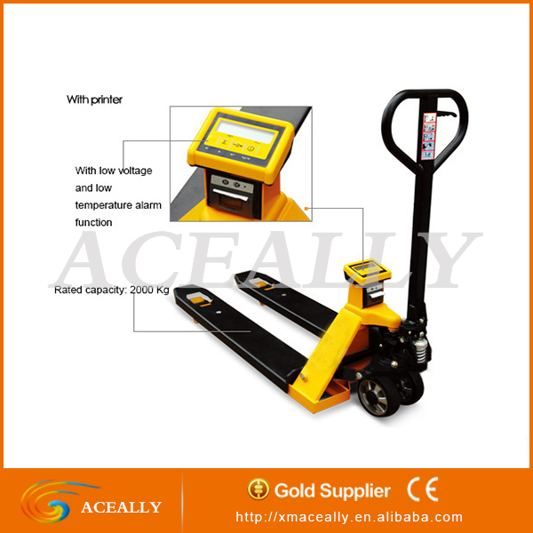 Supplier Motorized Pallet Jack Motorized Pallet Jack