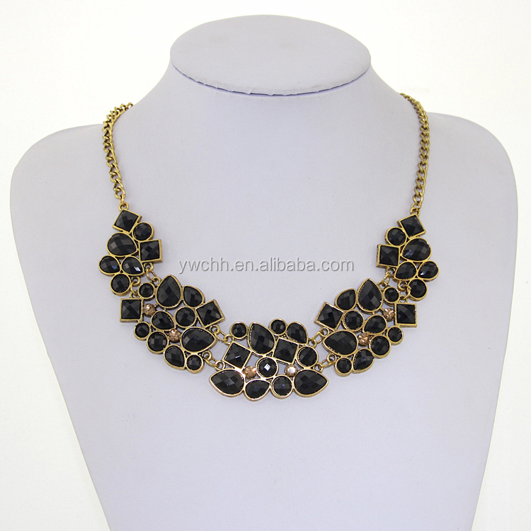 Latest design beads necklace simple necklace designs fancy ...