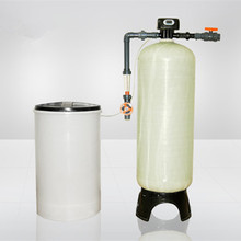 Water treatment plant automatic magnetic water softener with fleck valve for hard water softening