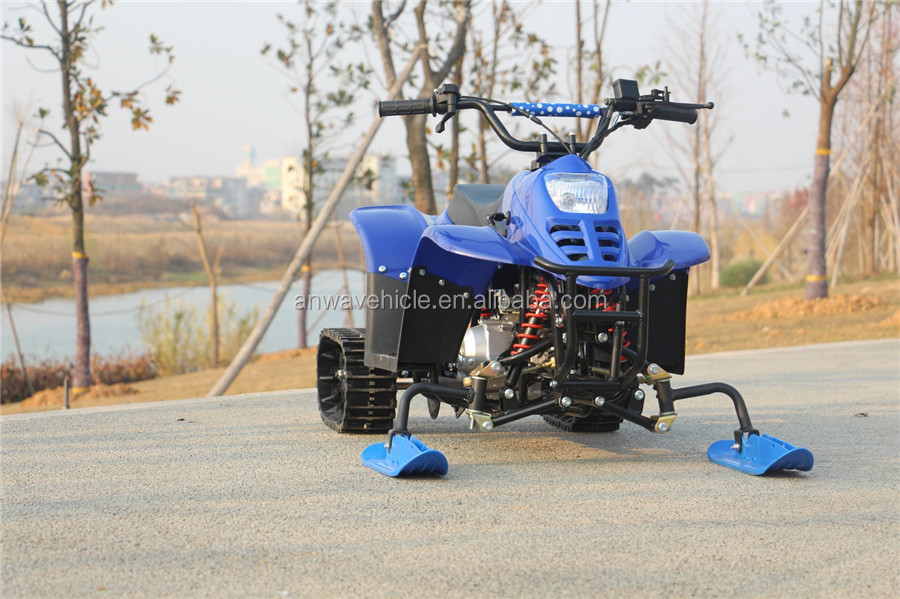 ZHE JIANG direct factory 4 wheel mini electricsnowmobile, snow vehicle, kids snowm slider for sale