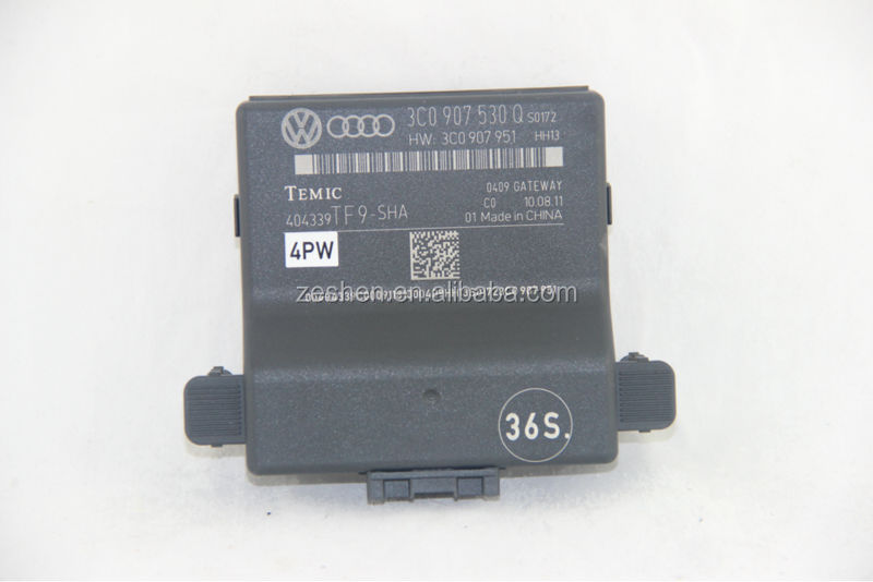Can Bus Gateway Control Unit Mfd Rns510 Rcd510 For V W Passat 3c0 907 530  Q/m/e/n/l - Buy Can Bus Gateway,Gateway Control Unit,3c0 907 530 Q Product